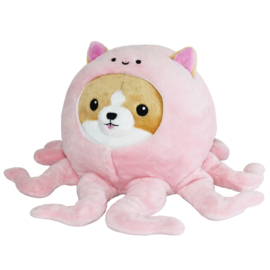 Squishable - 7 inch Undercover Corgi in Octopus