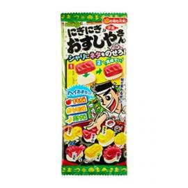 Meiji Nigi Nigi Osushiyasan Gummies