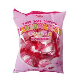 Strawberry Daifuku Marshmallow - Zak 10 stuks