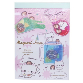 Memoblok Magical Juice