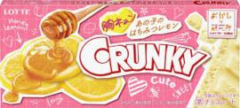 Crunky Honey Lemon