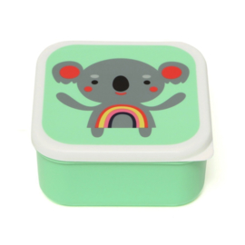 Lunchbox set  Koala & friends