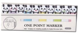 Mini Sticky Notes - Panda