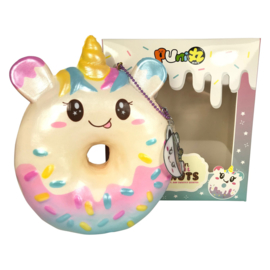 Squishy Puni Maru Unicorn Animal Donut
