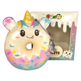 Squishy Puni Maru Unicorn Animal Donut