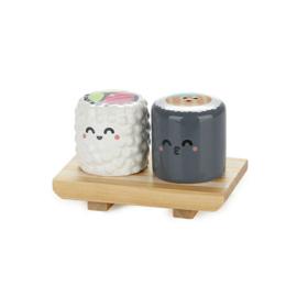 Sushi Salz- und Pfefferstreuer Set