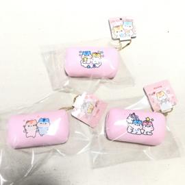 Squishy Poli Sponge Finger - Roze