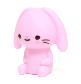 Bunny Night Light - Lila