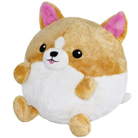 Squishable - 7 inch Undercover Corgi in Tintenfisch