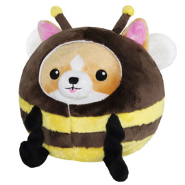 Squishable - 7 inch Undercover Corgi in Bee