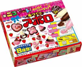 Meiji Apollo DIY Japanischen Süßigkeiten
