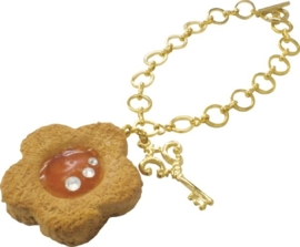 PADICO Mermaid puffy klei cookie-kleur