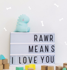 T-Rex kawaii Dino Light