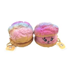 Squishy Happy Creampuff - Galaxy