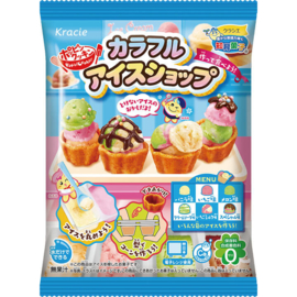 Popin Cookin Colorful Ice Cream Shop