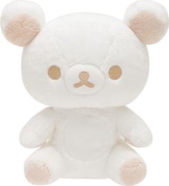 Rilakkuma White Plush - 16 cm - Official San-X
