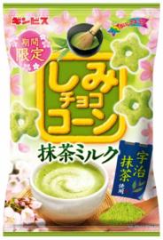 Shimi Choco Corn Matcha Milk