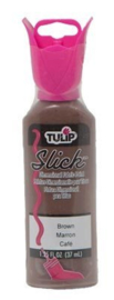 Squishy verf - Tulip Slick brown