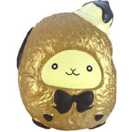 Squishy UDream Mini Gold Choco Sheep