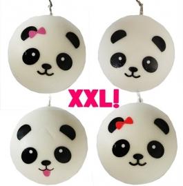 Squishy panda bun XXL (diverse soorten)