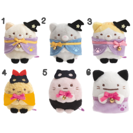 Mini Plush Sumikkogurashi Halloween (Pick one)