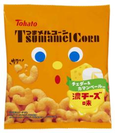 Tohato Tsunamel Corn - Cheese
