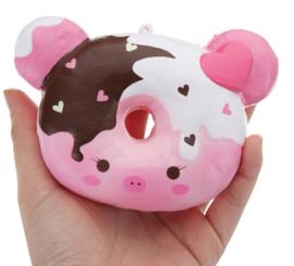 Squishy Yummiibear Donut - Marshmellii Girl