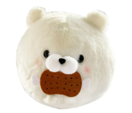 Plushie Nom Nom Friends - Polar Bear