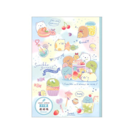 notebook medium - San-X Sumikkogurashi Planner - Sweet Fruit