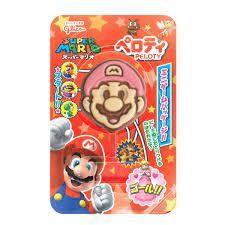 Super Mario Peroty Choco Lolly
