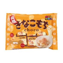 Tirol Kinako Mochi Choco Chocolates