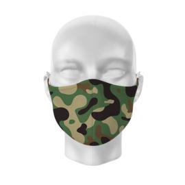 Süße Mund-Nasenmaske - Camo
