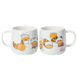 Cutiesquad Mok - Red Pandas with Hats