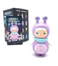 Pop Mart Collectibles Blind Box - Pop Mart X Pucky Space Babies
