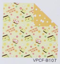 Origami papier 15 x 15 cm - Pom Pom Purin