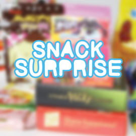 MostCutest.nl Snack Surprise 10,-