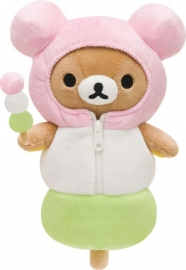 Rilakkuma Dango 25 cm - Official San-X Plush