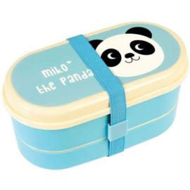 Kawaii bentobox Panda