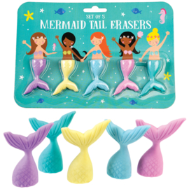 Gummenset Mermaid Tails