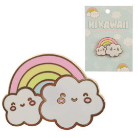 Pin Kawaii Cloud