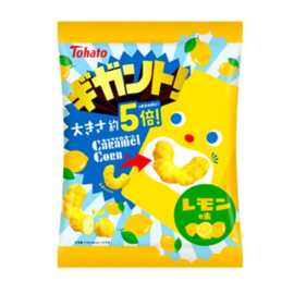 Giganto! Caramel Corn Lemon XL