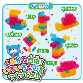 DIY Candy Kumi-Kumi Block Gummy