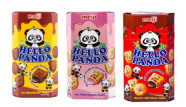 Hello Panda Cookies - 3-pack