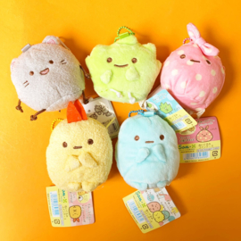 Mini Geldbörse Schlüsselbund Sumikkogurashi - Choose your colour