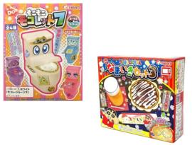 Popin Cookin Combideal! Toilet Candy & Shin Chan Sushi Namaiki