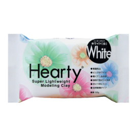 Hearty Super Lightweight Airdry Clay - White