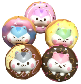 Squishy Poli Donut - Pick one