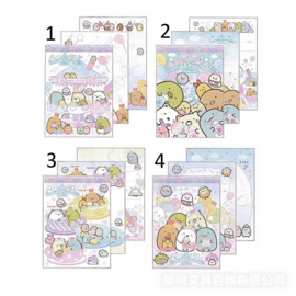 Notizblock small San-X  Sumikkogurashi Tapioca Park - Choose one