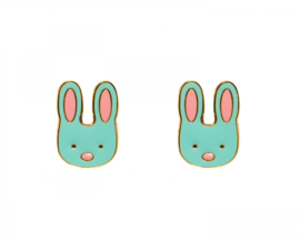 Kawaii Earrings - Bunny