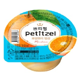 Petitzel Mandarin Jelly